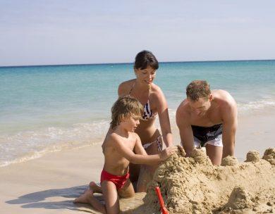 Familienurlaub am Strand – Gäste testen ROBINSON Teil1