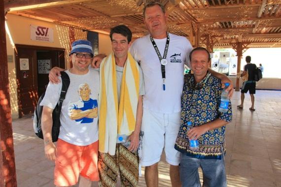 Zwischen Tauchbasis und Doppelkopf: Mein Urlaub im ROBINSON Club Soma Bay