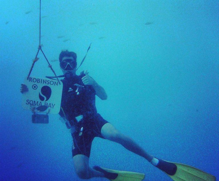 Zwischen Korallen und Clownfischen: Abtauchen im ROBINSON Club Soma Bay