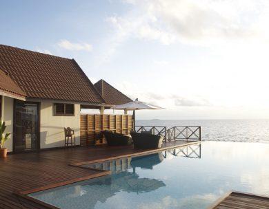 Ein Zuhause für dein Fernweh: Die neuen Wasserbungalows im ROBINSON Club Maldives