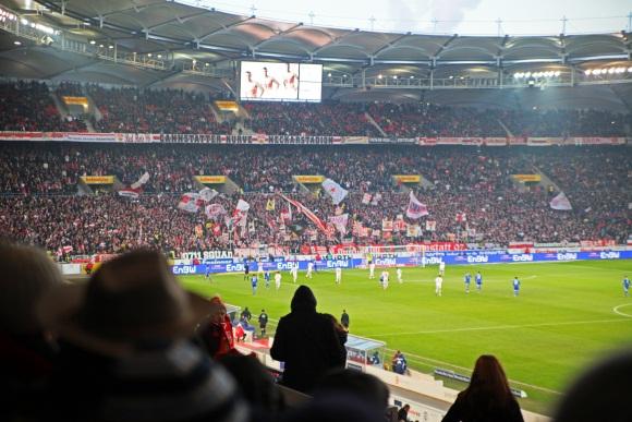 Kicken wie die Profis: ROBINSON Soccer zu Gast beim VfB Stuttgart