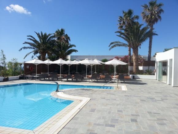 Enspannen & Relaxen: Im neuen Saunabereich des ROBINSON Clubs Daidalos