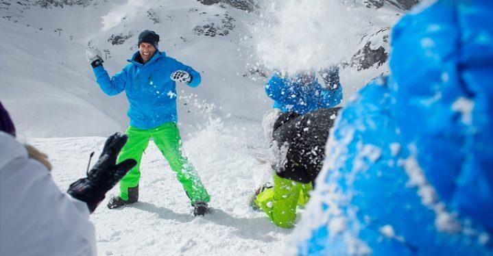 Der erste Schnee bei ROBINSON: Startschuss für die Wintersaison 2012/2013