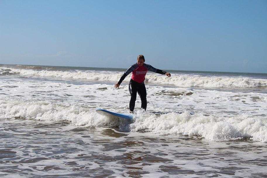 Das Waveriding Camp im ROBINSON Club Agadir – Bloggerin Jenny Strack berichtet / TEIL I