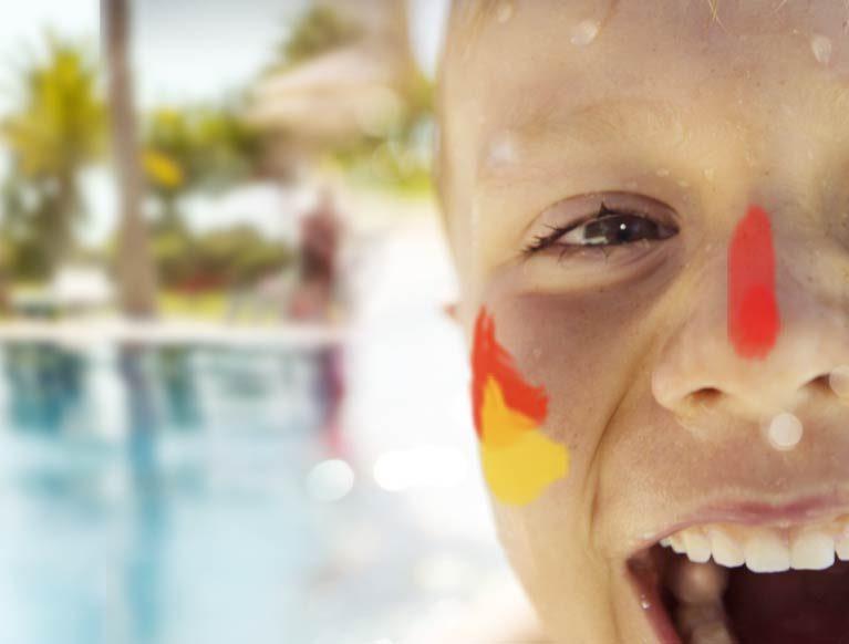Nicht nur für royalen Nachwuchs: ROBINSON Events für die ganze Familie