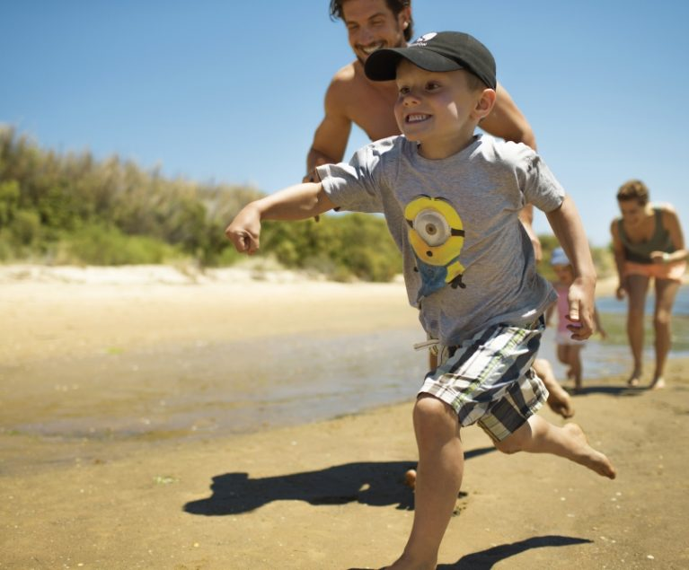Urlaub mit Kindern: 10 Tipps