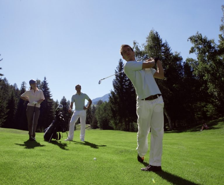 Der perfekte Tagesablauf eines Golfers