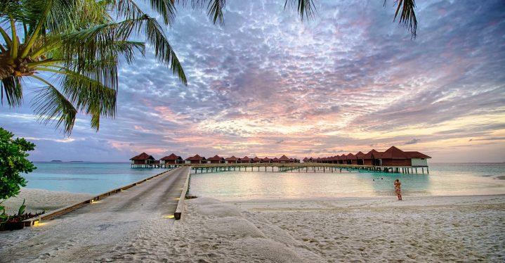 Ein besonderes Erlebnis – die Wasserbungalows auf den Malediven