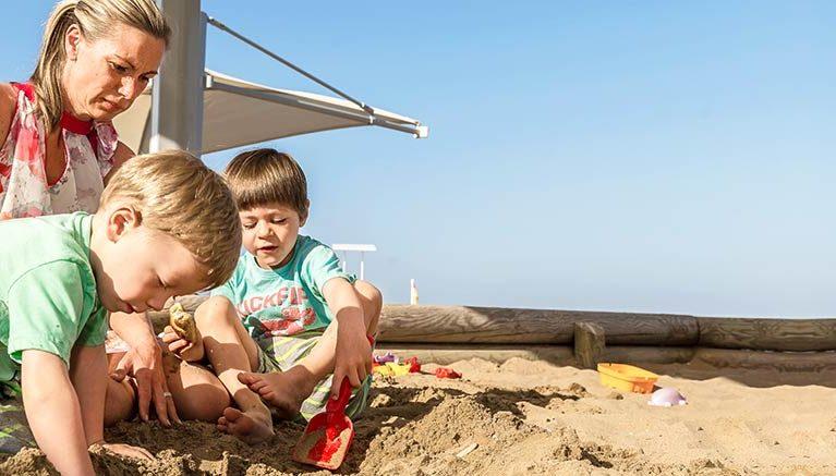 Strandurlaub mit der ganzen Familie: perfekt auf Fuerteventura