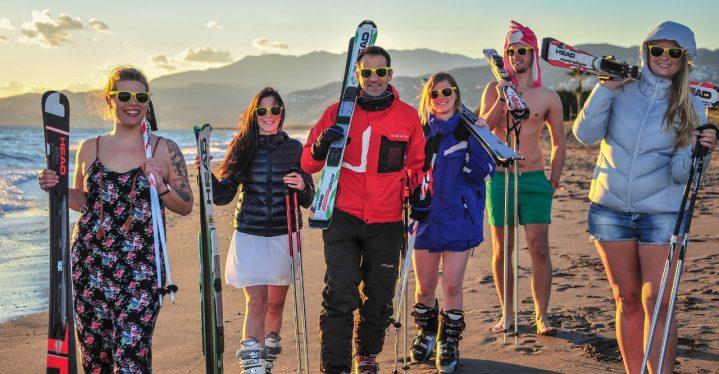 Skifahren und Mee(h)r – die ROBINSON Firnwoche 2016