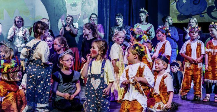 Ein Urlaubsvergnügen für die ganze Familie: Die Kinderbetreuung im ROBINSON Club Pamfilya