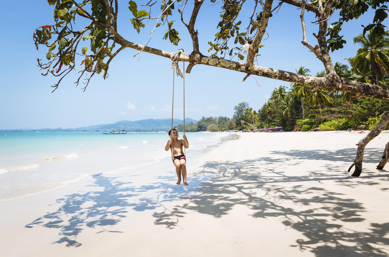 Thailand Urlaub mit Kindern