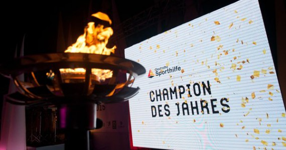 CHAMPION DES JAHRES 2015 - Abschlussgala