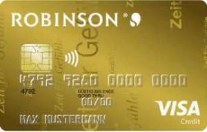 ROBINSON Kreditkarte