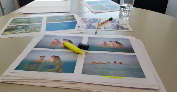 Wie entsteht eigentlich ein Fotoshooting bei ROBINSON?