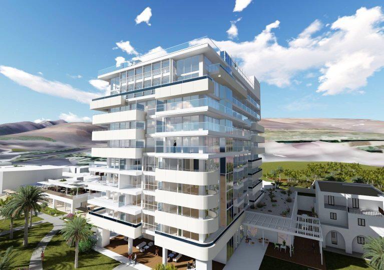 Helme auf – ROBINSON baut: Besuch auf der Baustelle im Club Jandia Playa Teil 1