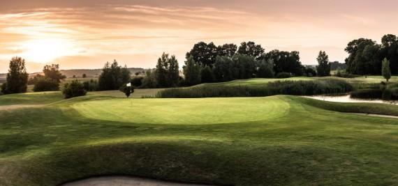 Axel-Lange-Generali-Golfplatz in Fleesensee