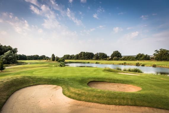 Schloss Torgelow Course im Golf & Country Club Fleesensee