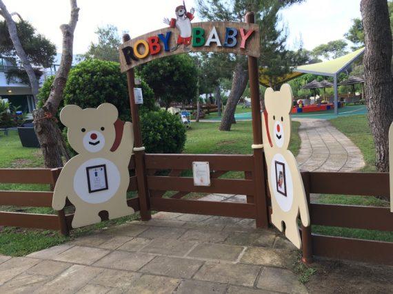 ROBY Club mit kostenfreier Kinderbetreuung