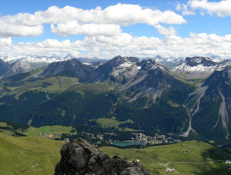 Wanderparadies Arosa: Entdecke die Schweizer Bergwelt bei einer von vielen Wandertouren