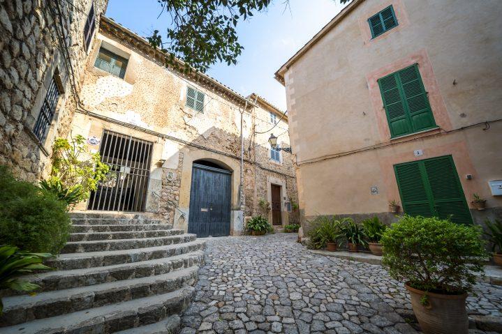 Altstadt Valldemossa Mallorca