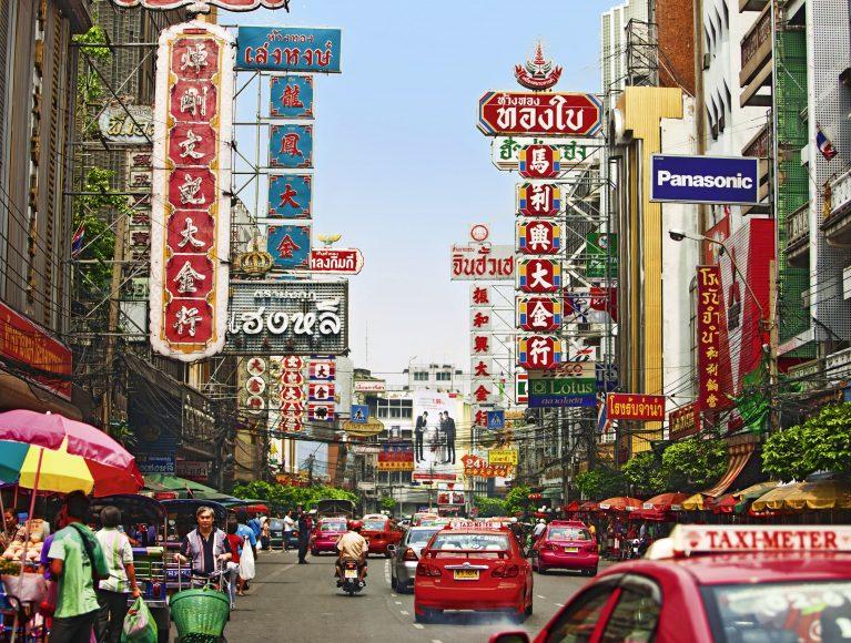 Bangkok: Die pulsierende Hauptstadt Thailands ist bunt und abenteuerlich