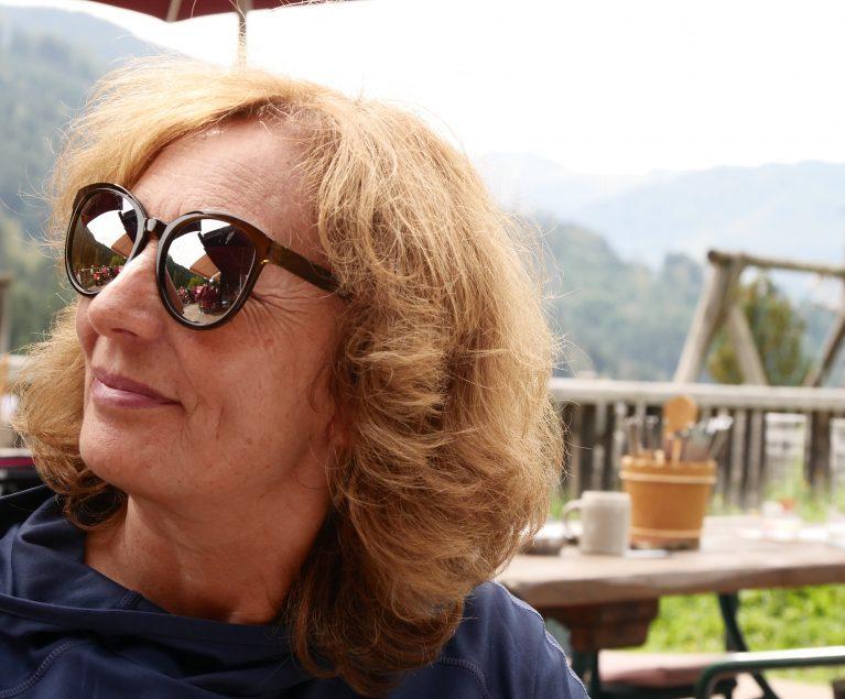 Gast Ingrid berichtet von ihrer Wanderung im Club Amadé.