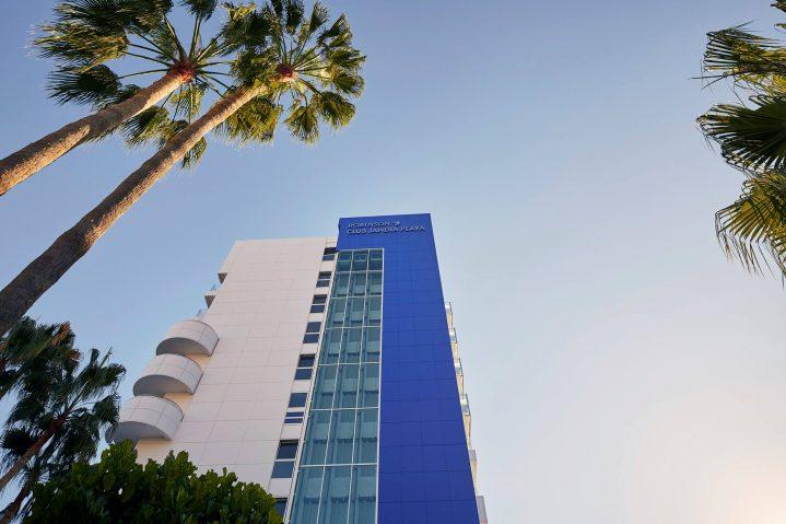 Hotelturm ROBINSON Club Jandia Playa