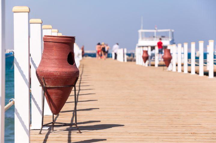 Strandpromenade Hurghada