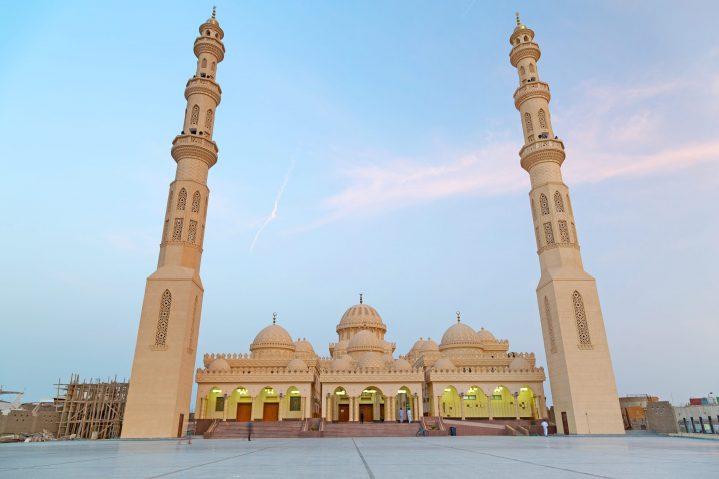 Moschee in Hurghada Ägypten