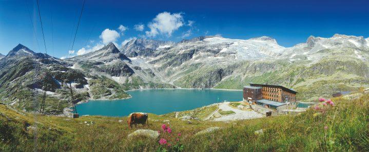 Wunderschöne Bergwelt rund um Salzburg