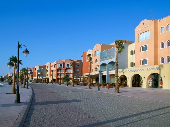 Altstadt von Hurghada