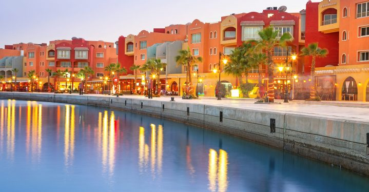 Hurghada: sehenswert für einen Tagestrip