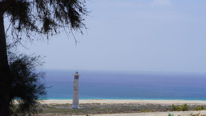 Leuchtturm Jandia auf Fuerteventura
