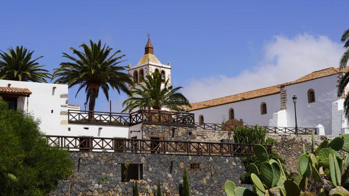 Santa Maria de Betancuria auf Fuerteventura