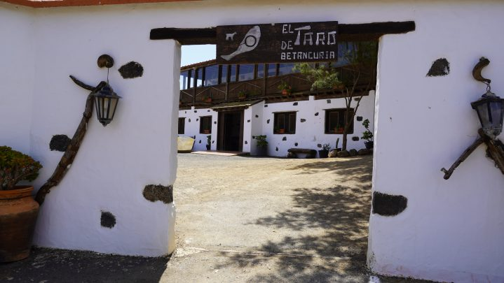 Ziegenfarm Fuerteventura