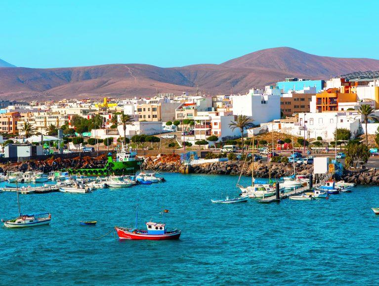 Puerto del Rosario - Hauptstadt von Fuerteventura