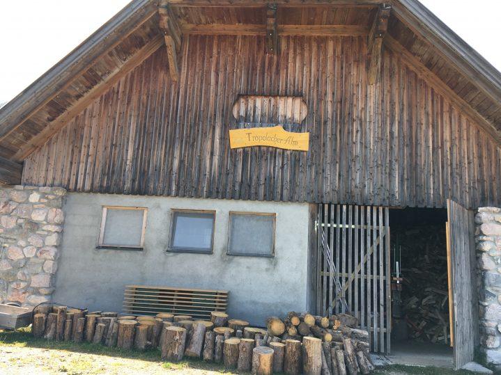 Tröpolacher Alm in Österreich