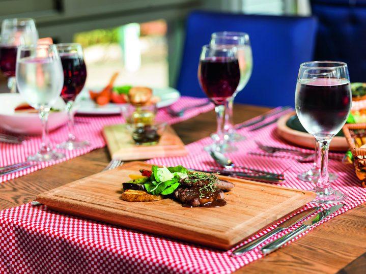 Gedeckter Tisch Antalya
