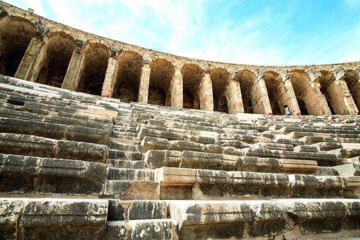 Amphitheater Aspendos bei Antalya