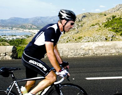 Fahrräder auf Mallorca