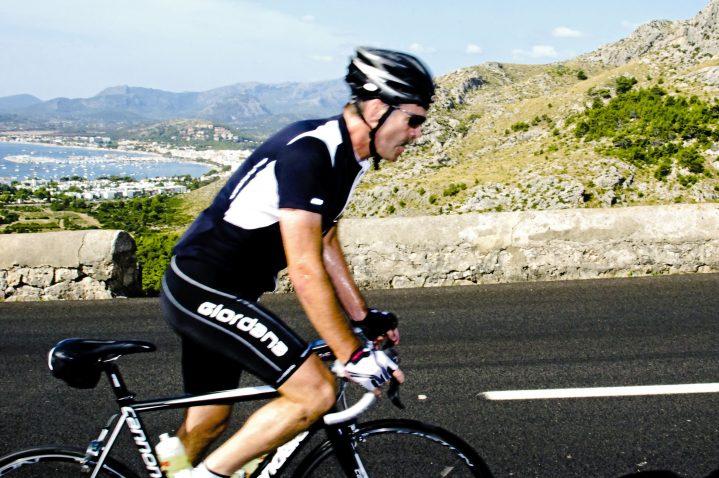 Biken auf Mallorca