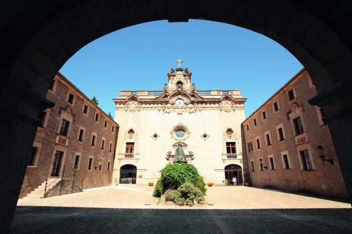 Kloster Lluc auf Mallorca