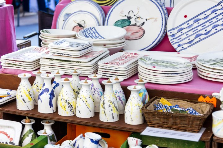 Keramik-Markt Mallorca