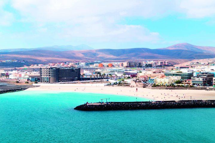 Hafenansicht Puerto del Rosario Fuerteventura