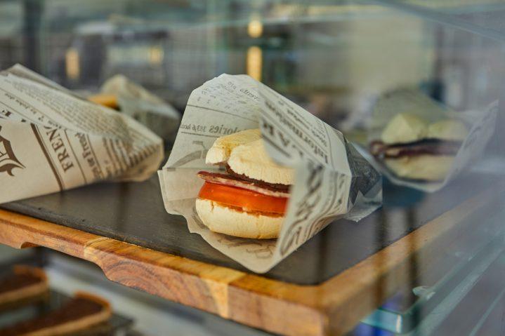 Snack-Brötchen Mallorca