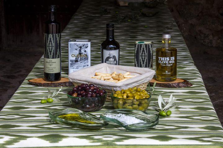 Öl und Oliven auf Mallorca