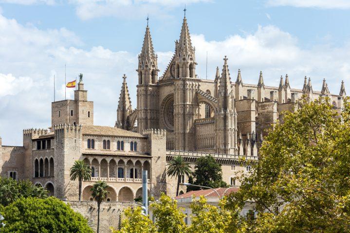 Kathedrale Palma City Mallorca