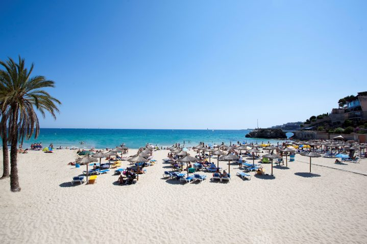 Strand Cala Mayor Mallorca