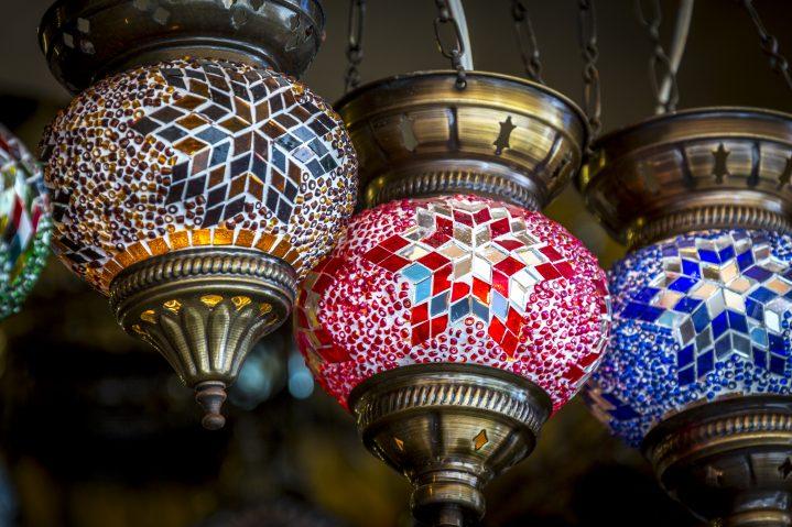 Glaslampen Antalya